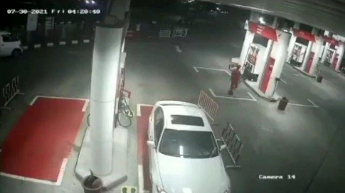 Keluarga Pengemudi BMW yang Kabur Usai Isi BBM Minta Maaf, Polisi : Ngakunya Cuma Iseng