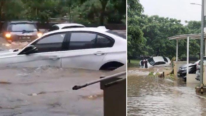 Mobil Anda Terendam Banjir, Segini Biaya yang Harus Dikeluarkan untuk Bersihkan Interior