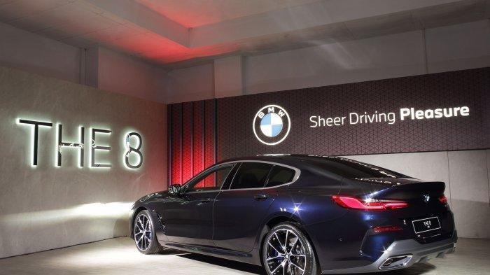 Tampang Sangar BMW 840i Grand Coupe, Hadir Lebih Aerodinamis