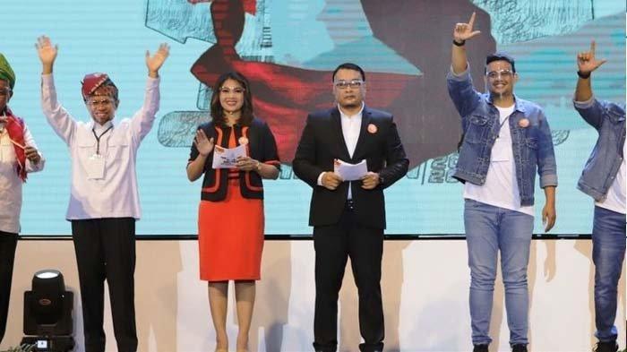 Pilkada Medan : Hasil Sementara Hitung Cepat Voxpol, Akhyar-Salman dan Bobby-Aulia Imbang