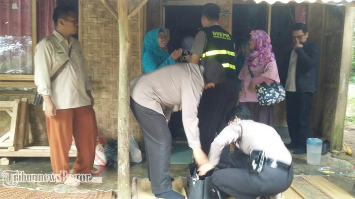 Bantuan Untuk Bocah Penderita Gizi Buruk Berdatangan, Kapolresta Bogor Kota Sampai Datang Langsung