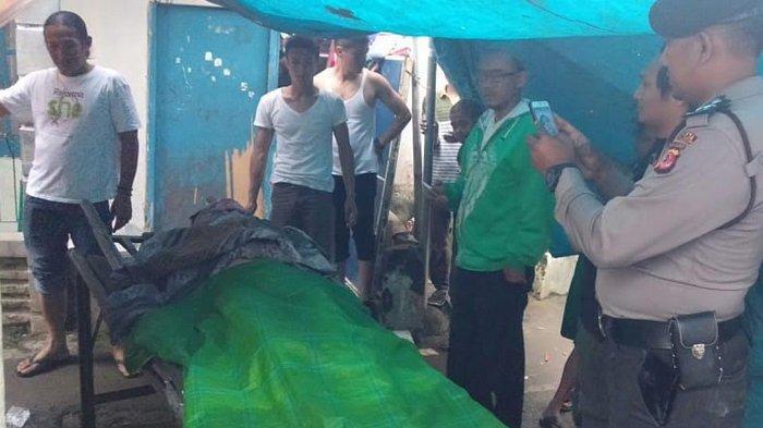 Seorang Pelajar Ditemukan Tewas Tersangkut di Pinggir Sungai Cisadane