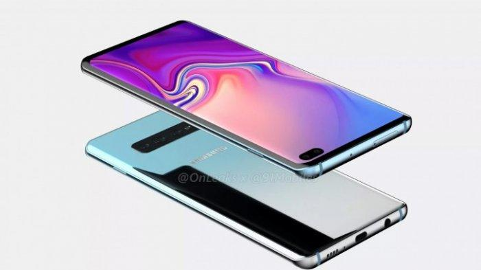 Spesifikasi Galaxy S10 Plus dan Daftar Harga HP Samsung Terbaru Bulan Desember 2019