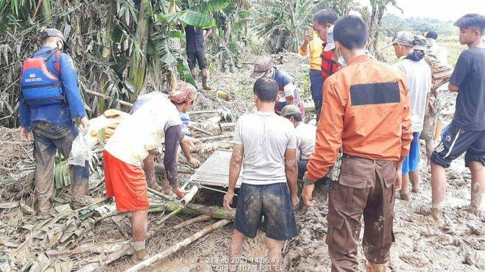 Hanyut Terbawa Luapan Banjir di Bogor, Ilham Ditemukan Tewas di Bekasi Setelah Tiga Hari Hilang