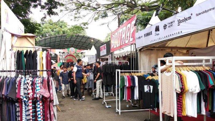 Bogor Clothing Festival Dipadati Pengunjung, Diskon sampai 70 persen