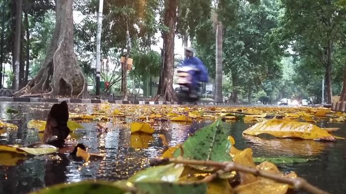 Waspada ! Peringatan Dini BMKG Minggu, 28 Maret 2021: 26 Wilayah Alami Cuaca Ekstrem Hujan Lebat
