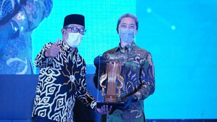 Selamat ! Pemkot Bogor Raih Penghargaan Perencanaan Daerah di Musrenbang Jawa Barat