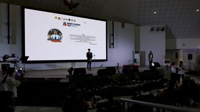 Sampaikan Ide-Ide Hebat untuk Kemajuan Bogor, Ini Daftar 5 Pemenang Bogor Leaders Talk 2021
