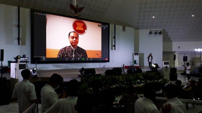 Bogor Leaders Talk Diikuti Peserta dari Denmark, Dites Langsung oleh Rektor IPB