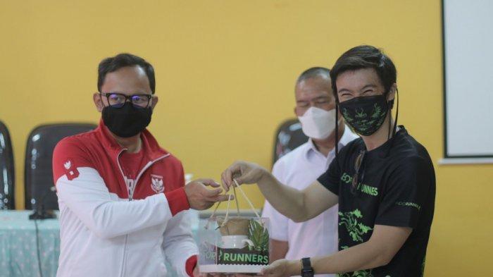 Bima Arya Ajak Komunitas Bogor Runners Sosialisasikan Program Kesehatan saat Pandemi Covid