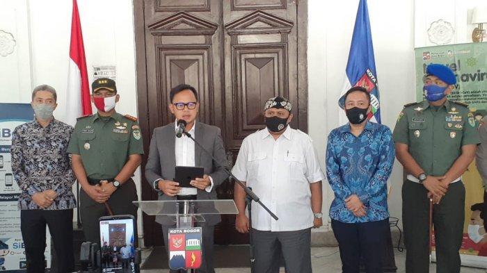 Kota Bogor Zona Merah, Aktivitas Warga di 104 RW Dibatasi