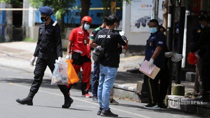 Wanita Pelaku Bom Bunuh Diri di Makassar Sedang Hamil ? Ini Kata Polisi