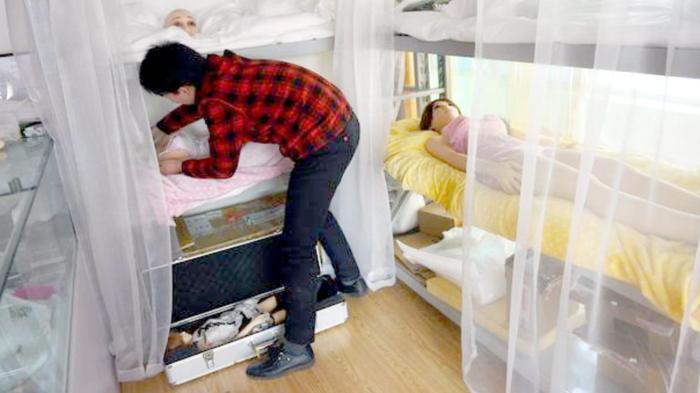 Ini Alasan Liu, Pemuda 29 Tahun yang Memilih Boneka Seks Dibanding Wanita Malam