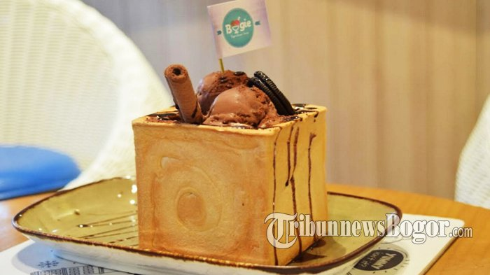 Tempat Makan Dessert di Bogor, Menunya Unik-unik