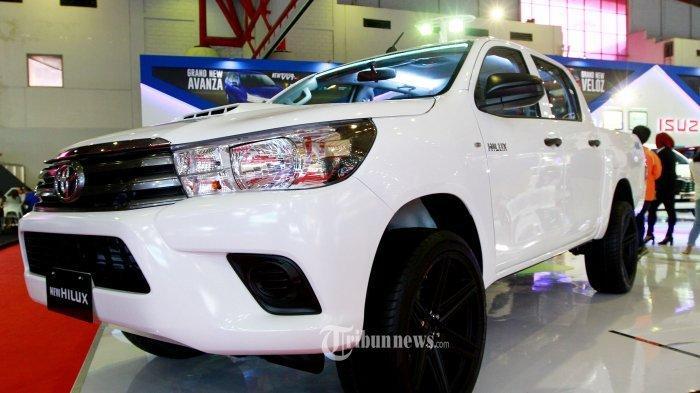 New Toyota Hilux Bakal Diluncurkan Pekan Depan