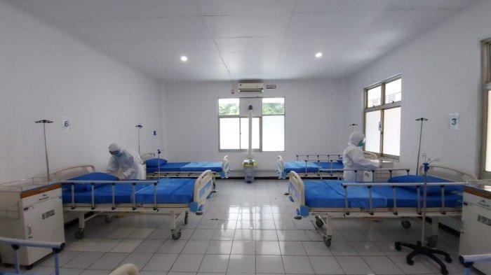 Angka Kesembuhan Naik, Tingkat Keterisian Rumah Sakit Rujukan Covid-19 di Kota Bogor Menurun Drastis