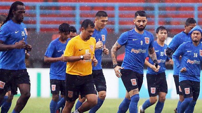 Borneo FC Optimis Bisa Singkirkan Persija Jakarta dan Melangkah ke Final Piala Indonesia