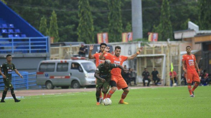 Kalah Telak dari Borneo FC, Pelatih PS Tira Persikabo : Kami Tidak Menyerah