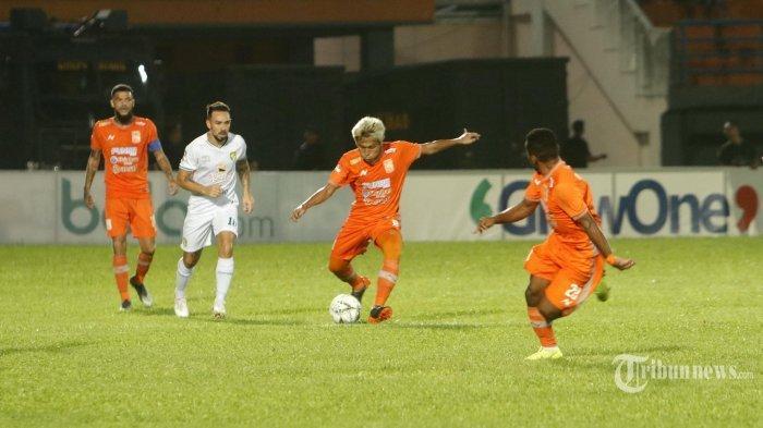 Tumbangkan PS Tira Persikabo, Borneo FC Naik ke Posisi Dua Klasemen Sementara Liga 1 2019