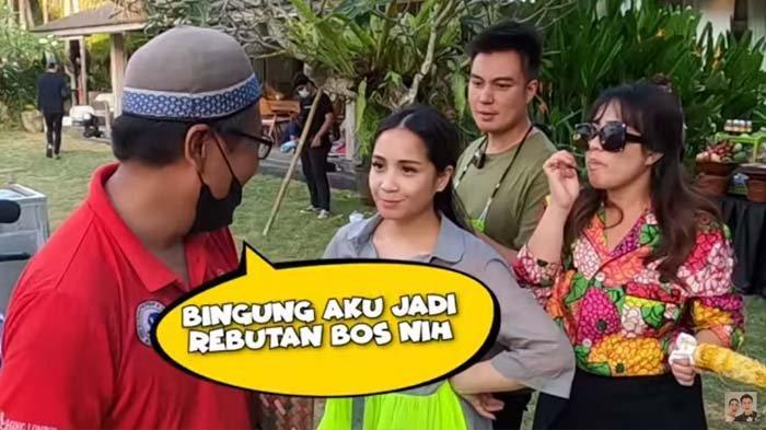 Dikasih Rezeki Nomplok oleh Nagita, Tukang Jagung Bakar Bingung Dapat Tawaran Menarik dari Baim Wong