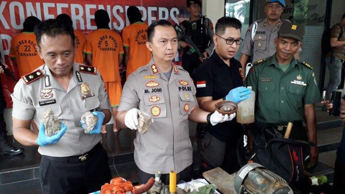 Bos Tambang Emas Ilegal di Bogor Raih Omzet Rp 50 Juta per Bulan, Big Bosnya Lebih Tinggi Lagi