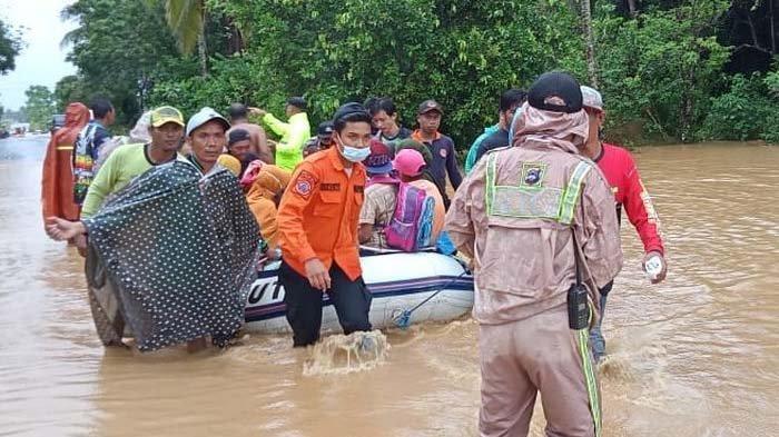 Kalsel Banjir, Walhi : Presiden Jangan Hanya Salahkan Hujan, Panggil Juga Perusahaan Tambang