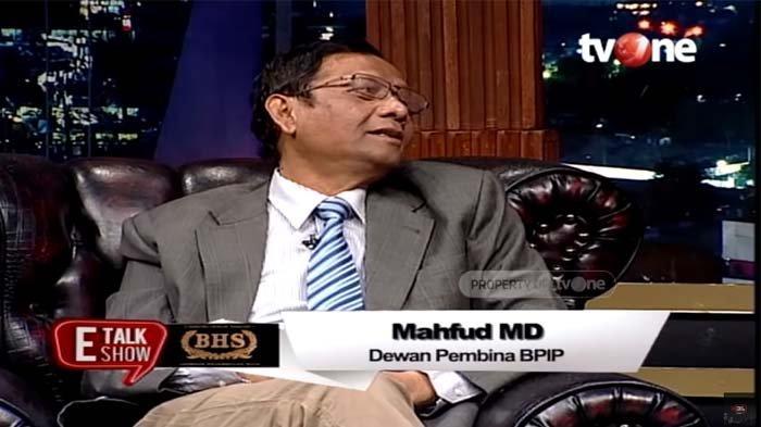 Ungkap Sumber Uangnya, Mahfud MD Bantah Digaji Ratusan Juta oleh BPIP: Seolah Saya Makan Uang Negara