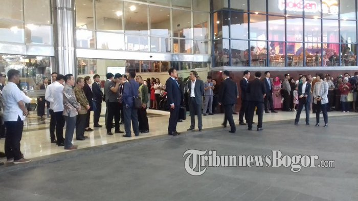 Presiden Korea Selatan Ke Bogor, Mal BTM Dijaga Ketat Paspampres