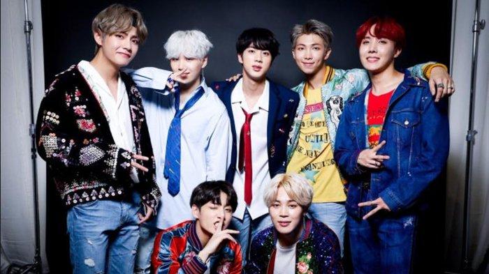 Boneka Spesial Edisi BTS Siap Diluncurkan Tahun 2019 Ini