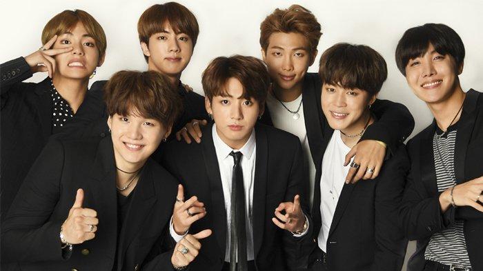 BTS Masuk Nominasi Sebagai Penerima Penghargaan Tinggi di Korea Selatan