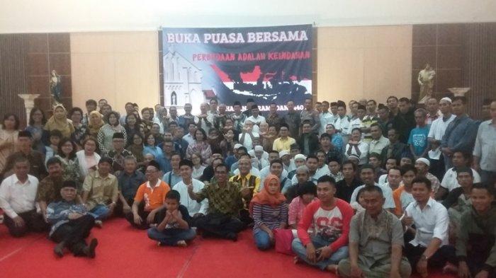 Bukan Bersama di Gereja Katedral Bogor, Dari Pedagang, Tukang Becak Sampai Juru Parkir