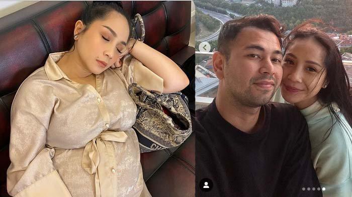 Bukan untuk Mejeng, Nagita Slavina Pakai Tas Mahal Jadi Bantal Tidur, Harganya Bikin Kantong Jebol