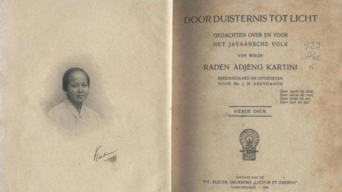 21 April Hari Kartini, Ini Biografi RA Kartini, Pendidikan hingga Buku Habis Gelap Terbitlah Terang