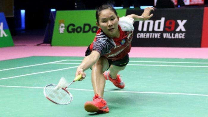Jadwal Lengkap SEA Games 2019 Cabor Bulu Tangkis, Tim Regu Putri Indonesia vs Vietnam