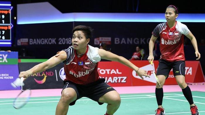Inilah Lima Wakil Indonesia Pada Semifinal Thailand Open 2018