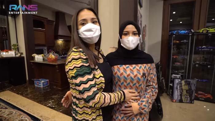 Ngobrolin Kehamilan, Aurel Hampir Nangis Depan Nagita, Istri Raffi Bocorkan Cara Cepat Punya Bayi