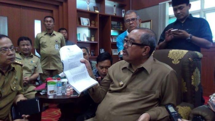 Sebelum Dikabarkan Kena OTT KPK, Begini Kondisi Bupati Bandung Barat