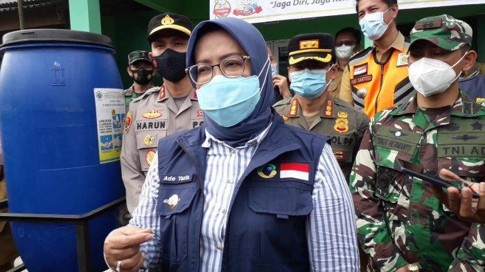 PPKM Berbasis Mikro Kabupaten Bogor, Posko Terpadu Satgas Covid-19 Didirikan di Masing-Masing Desa