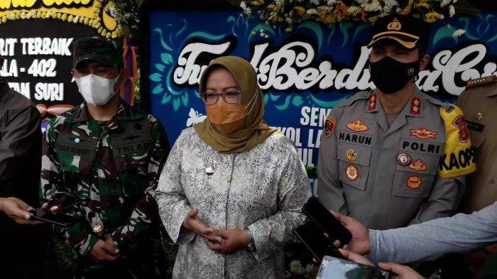 Sampaikan Belasungkawa, Bupati Ade Yasin Kaget Istri Letkol Laut Irfan Suri Ucapkan Duka Cita Balik