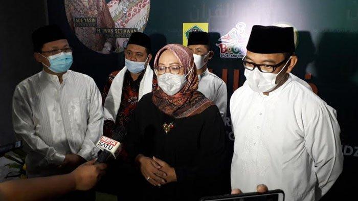 Bupati Ade Yasin Luncurkan Program Pembinaan 1.000 Tahfidz Al-Qur'an dan Bantuan 1.000 Marbot