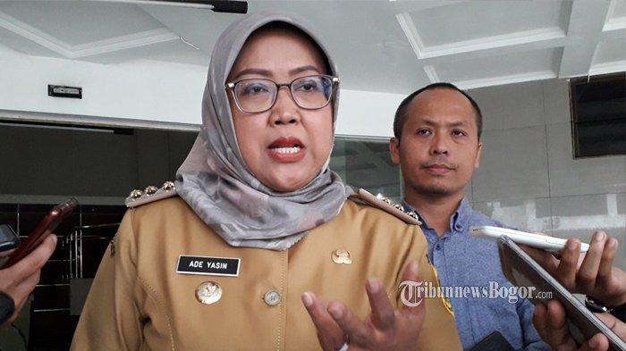 Sebut Banjir Jakarta Tak Melulu Berasal dari Bogor, Bupati Ade Yasin : Jangan Hanya Menyalahkan