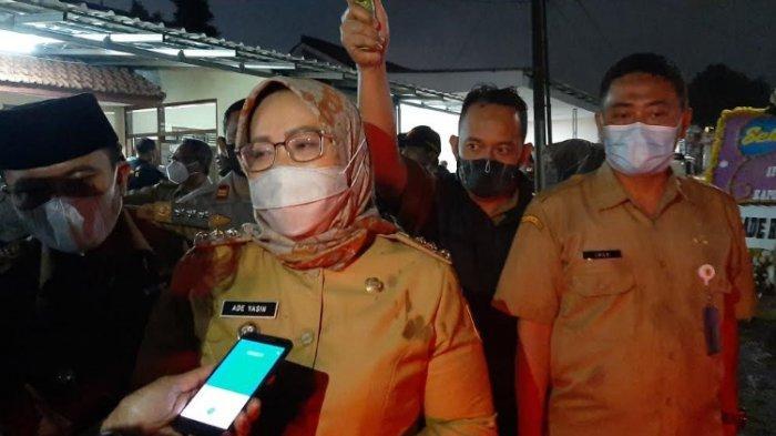 Bupati Bogor Apresiasi Polres Depok yang Ikut Menjaga Kamtibmas di Bumi Tegar Beriman