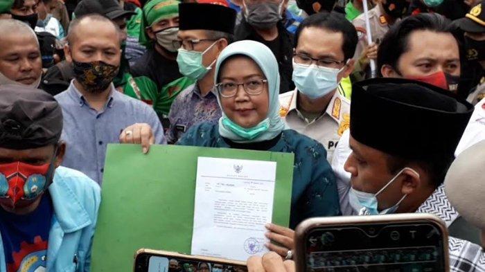 Ini Isi Surat Bupati Bogor untuk Presiden Jokowi Terkait Omnibus Law Cipta Kerja