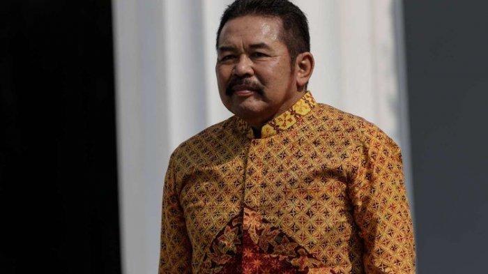 Arti Singkatan ST pada Nama Jaksa Agung yang Baru Ditunjuk Jokowi, Didapat dari Guru SD