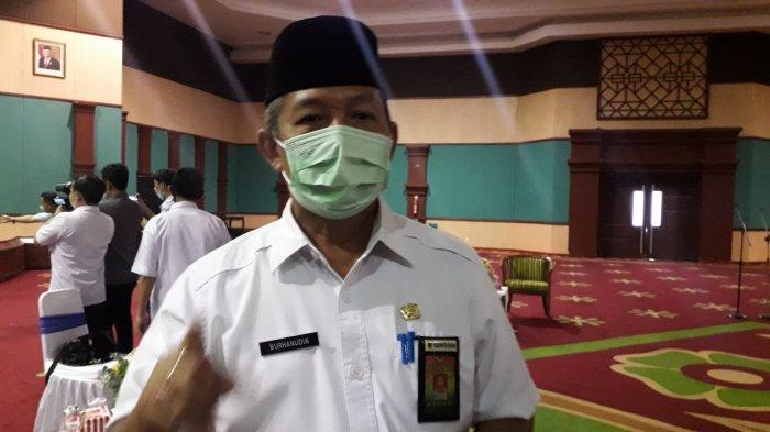 Kepala Dinas di Kabupaten Bogor Nyalon Sekda di Kota Bogor, Burhanudin : Kita Harus Dorong