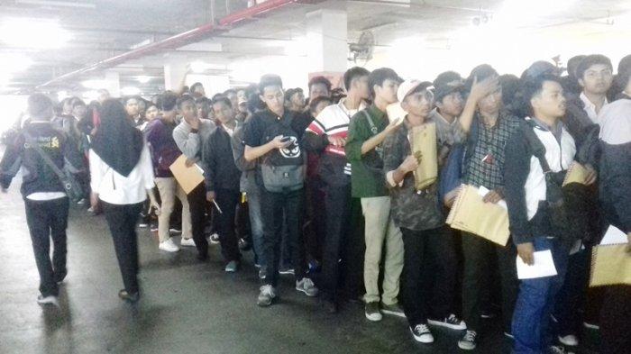 Pengangguran di Kota Bogor Didominasi Lulusan SMK