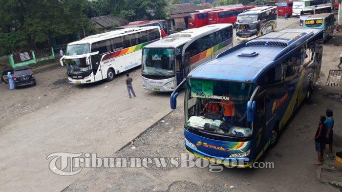 BPTJ : Jumlah Penumpang Bus AKAP Menurun Sejak Diberlakukan PPKM Darurat di Kota Bogor