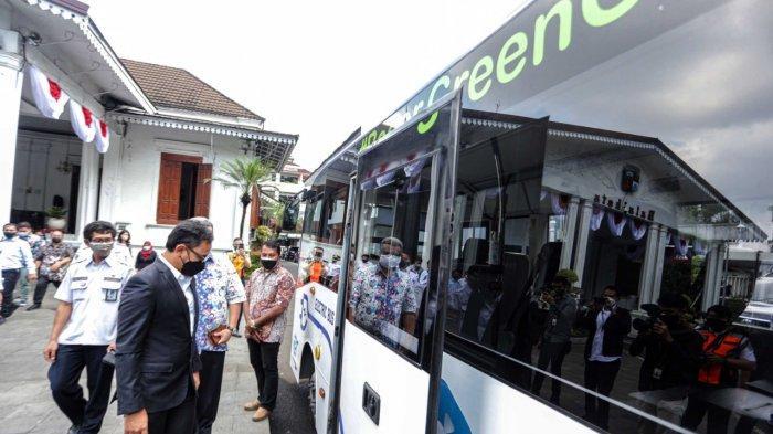 Mulai Besok, Pemkot Bogor Bakal Uji Coba Bus Listrik Gratis Selama Sebulan