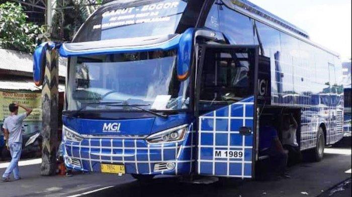 Jelang Mudik Lebaran Harga Tiket Bus di Bogor Mulai Naik, Ini Daftarnya