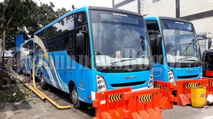 Bukan Digadai, Ternyata Bus Trans Pakuan Bogor Bodong Sejak Awal